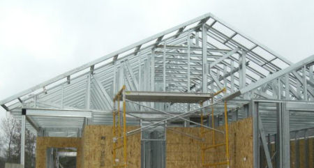 tunnel truss - Metal Roof Trusses